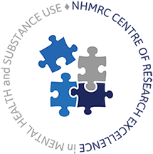 NHMRC Centre of Research Excellence in Mental Health and Substance Use