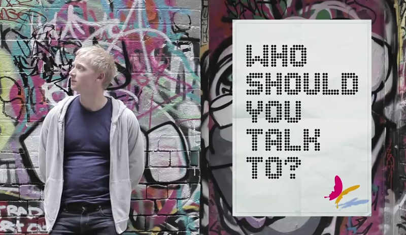 Who should you talk to?