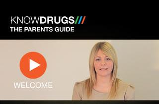 Photo of the Know Drugs Parents Guide app